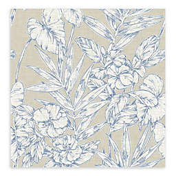 A-Street Prints Fiji Floral Wallpaper