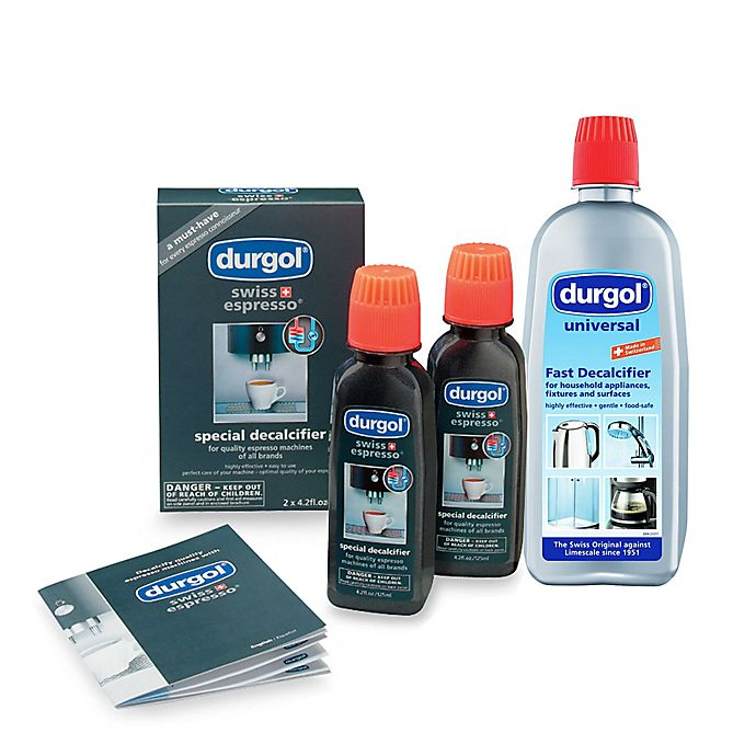 Alternate image 1 for Durgol® Express Decalcifier/DescalerCleansers