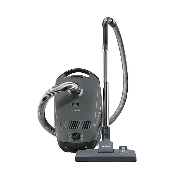 Alternate image 1 for Miele Classic C1 Limited Edition Vacuum in Grey