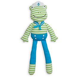 Apple Park™ Organic Farm Buddies™ Skippy the Frog Plush Toy
