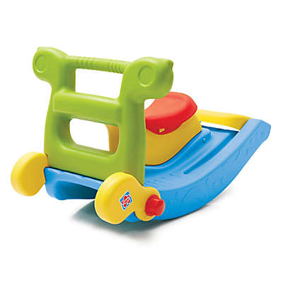 Grow'n Up Qwikflip Fun Slide-N-Rocker