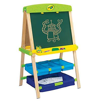 Crayola® Draw 'N Store Wood Easel