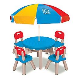 Grow'n Up 4-Seat Patio Set with Umbrella