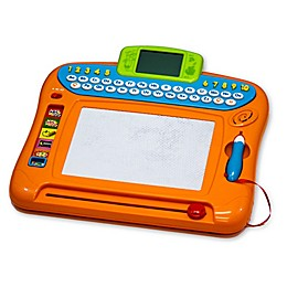 Write 'N Draw learning Board in Orange