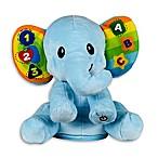 WinFun Learn With Me Plush Elephant