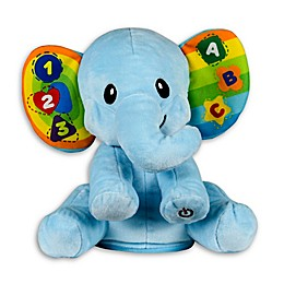 WinFun Learn With Me Plush Elephant