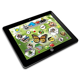 Kidz Delight Smithsonian Creepy Crawlers Tablet