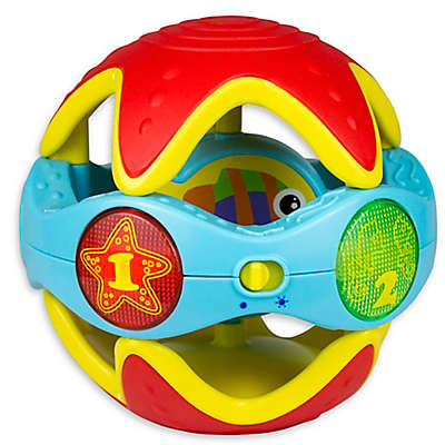Infini Fun Peek-A-Boo Rattle Ball