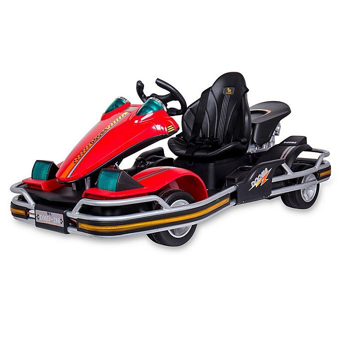 Go Kart 12V Ride-On in Red | Bed Bath & Beyond
