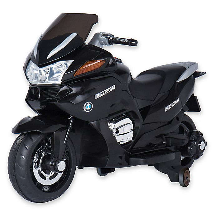 Alternate image 1 for Blazin Wheels 12V Motorcycle in Black