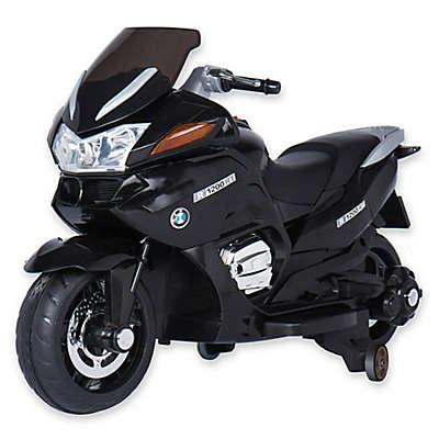 Blazin Wheels 12V Motorcycle in Black