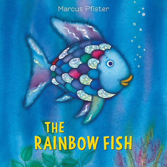 Alternate image 1 for The Rainbow Fish Board Book by Marcus Pfister