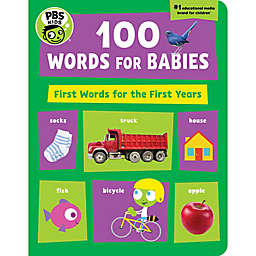 PBS Kids® 100 Words For Babies
