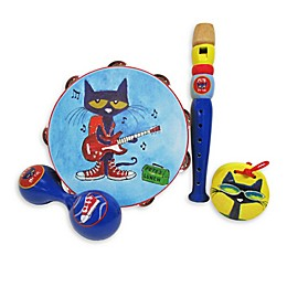 Pete the Cat® 4-Piece Instrument Set