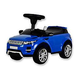 Land Rover Range Rover Evoque Ride-On in Blue
