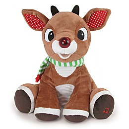Rudolph the Red-Nosed Reindeer® Light Up Musical Rudolph