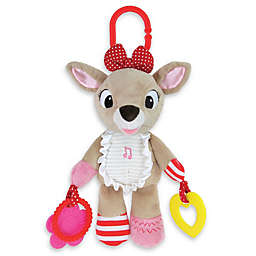 Rudolph the Red-Nosed Reindeer® Clarice Developmental Activity Toy