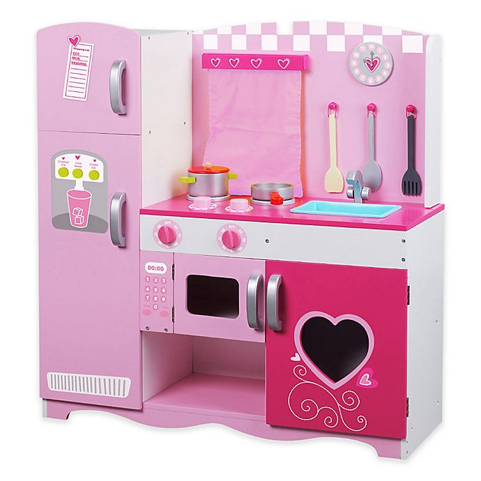 Alternate image 1 for Classic World Kitchen in Pink
