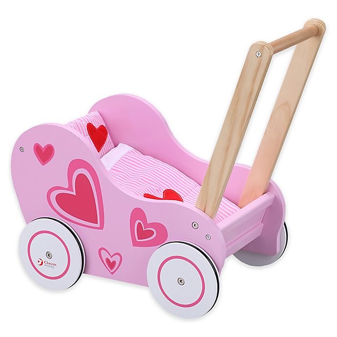 Alternate image 1 for Classic World Doll Stroller