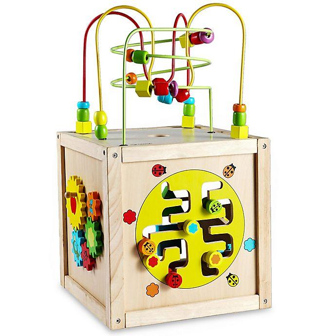 Alternate image 1 for Classic World Multi-Activity Cube