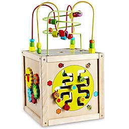 Classic World Multi-Activity Cube
