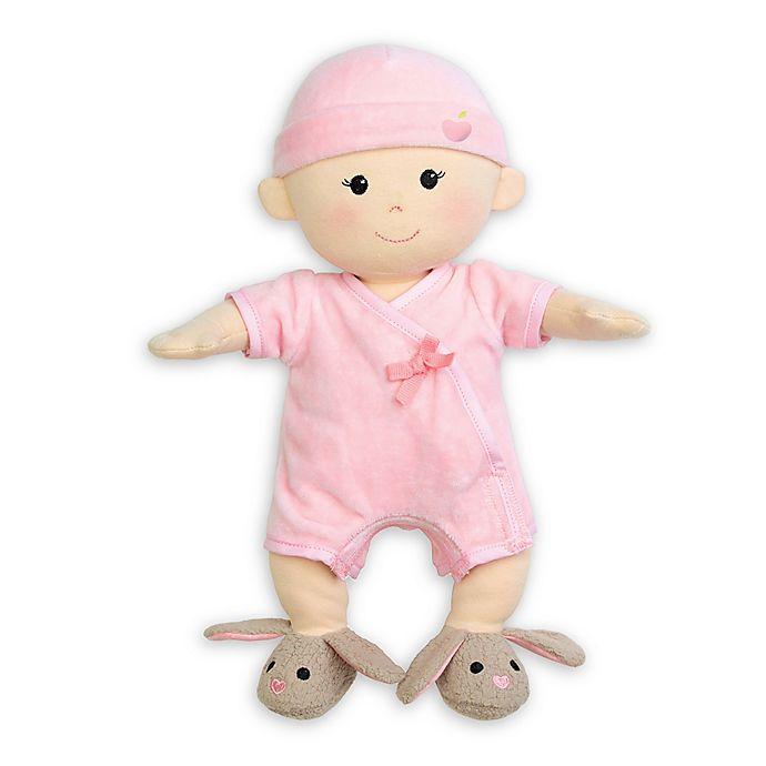 Alternate image 1 for Apple Park Baby Girl Doll