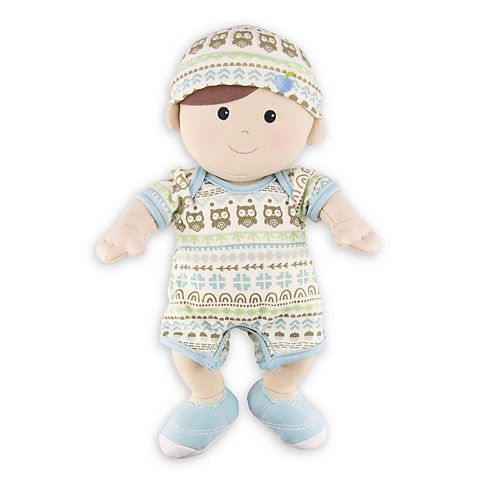 Alternate image 1 for Apple Park Toddler Boy Doll