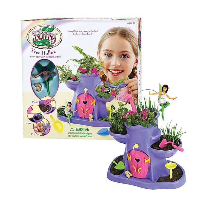 Alternate image 1 for PlayMonster My Fairy Garden® Willow's Tree Hollow
