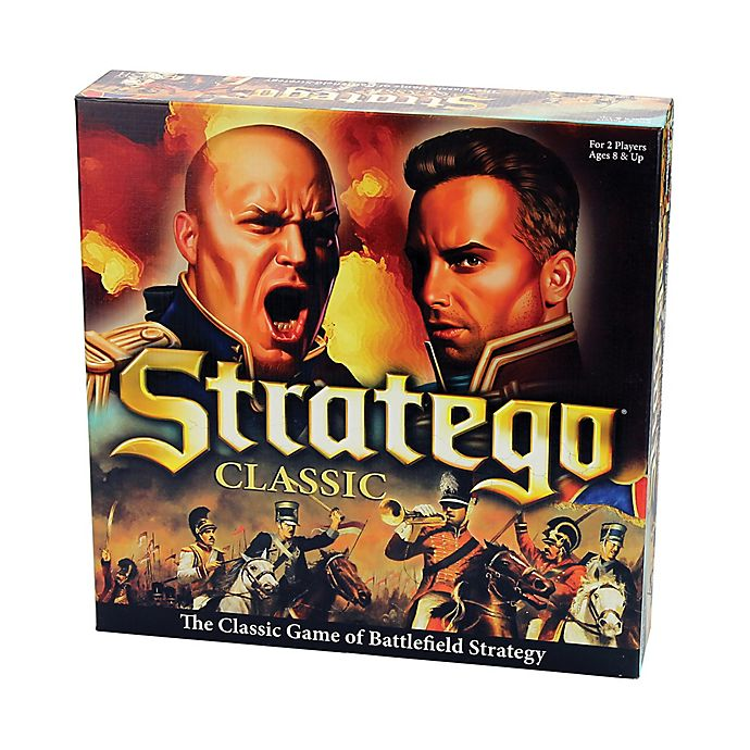 Alternate image 1 for PlayMonster Stratego® Classic