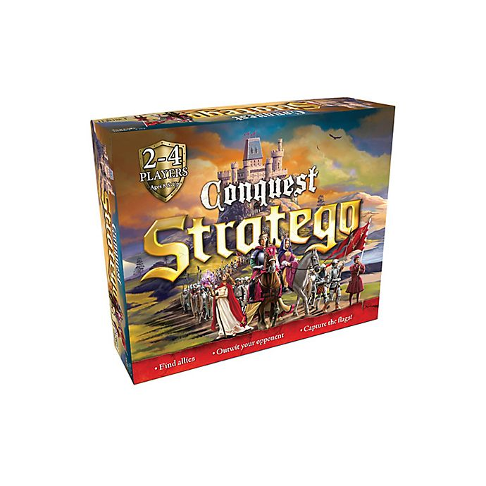 Alternate image 1 for PlayMonster Stratego® Conquest