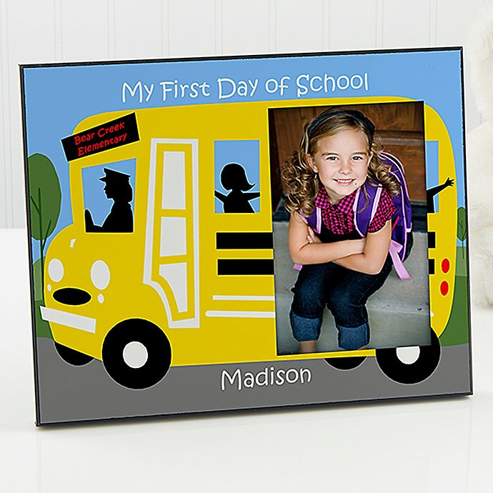 My First Day Of School Photo Frame Bed Bath And Beyond Canada
