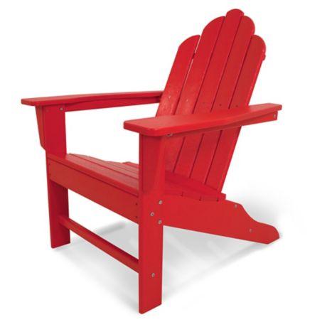 Polywood 174 Long Island Adirondack Chair Bed Bath Amp Beyond