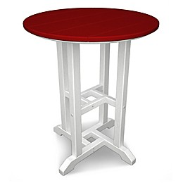 POLYWOOD® Contempo Table and Stool Collection
