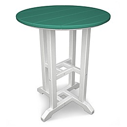 POLYWOOD® Contempo 24-Inch Round Dining Table