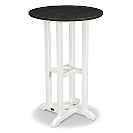 POLYWOOD® Contempo 24-Inch Round Counter Table