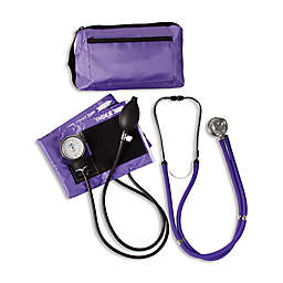 Mabis MatchMates Blood Pressure Kit in Purple