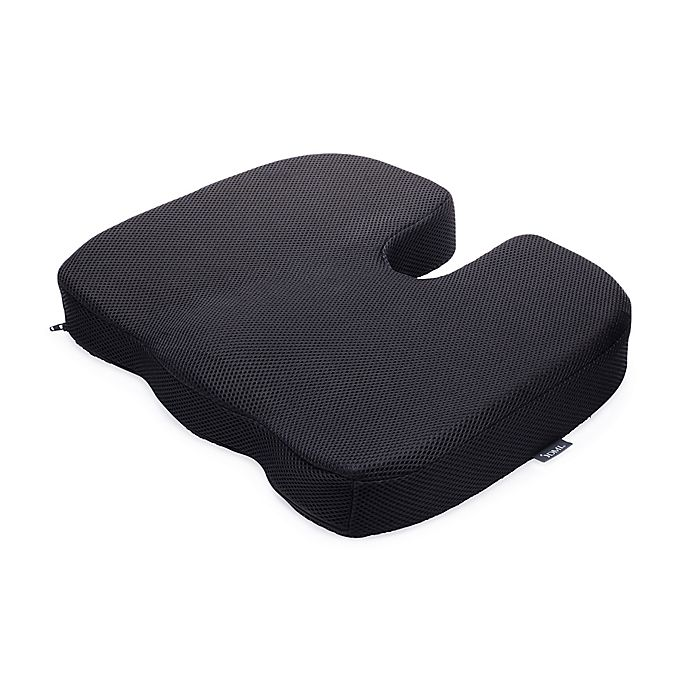 Alternate image 1 for DMI Countour Memory Foam Coccyx Cushion