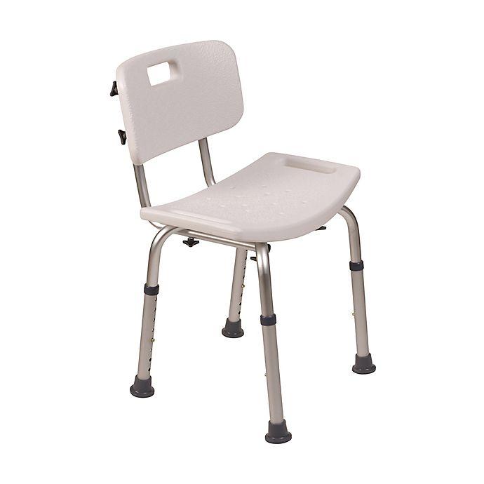 Amazing Healthsmart Bath And Shower Chair With Backrest Bed Bath Frankydiablos Diy Chair Ideas Frankydiabloscom