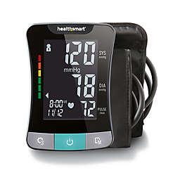HealthSmart Premium Blood Pressure Monitor in Black/Grey
