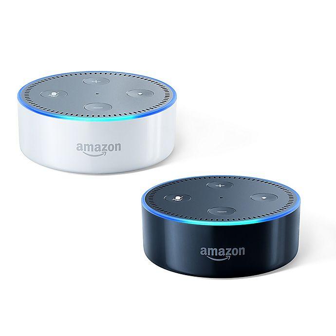 Alternate image 1 for Amazon Echo Dot (2nd Generation)