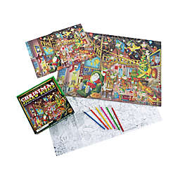 House of Marbles 1,000-Piece Christmas Jigsaw Puzzle