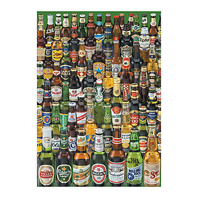 Educa Beers 1000-Piece Jigsaw Puzzle