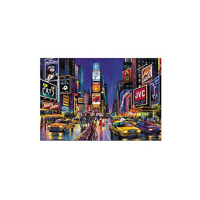 Alternate image 1 for Educa Neon Times Square 1000-Piece Jigsaw Puzzle