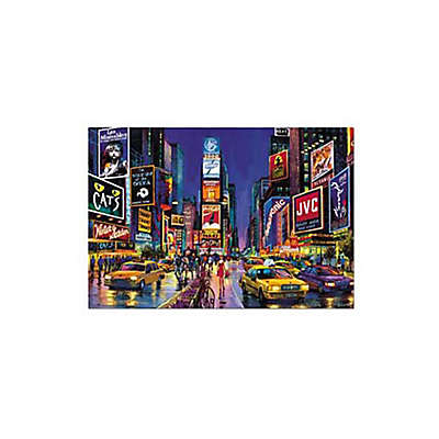 Educa Neon Times Square 1000-Piece Jigsaw Puzzle