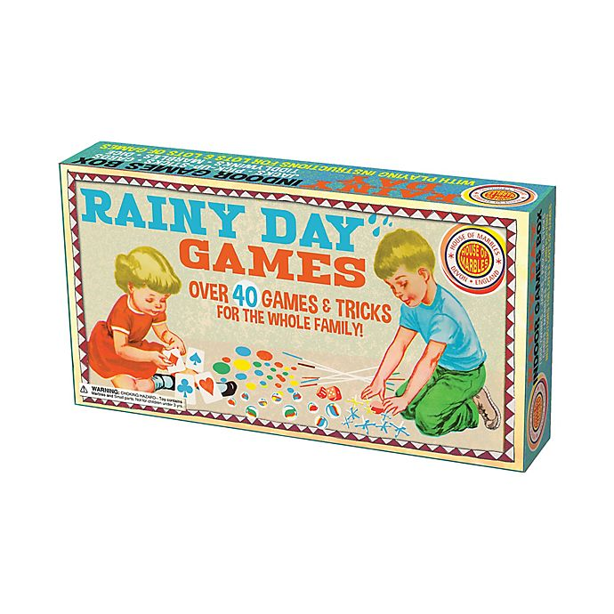 Alternate image 1 for House of Marbles Rainy Day Games