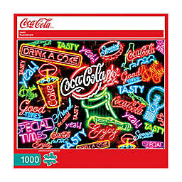 Buffalo Games™ 1000-Piece Coca-Cola Neon Puzzle