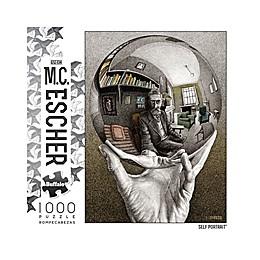 Buffalo Games™ 1000-Piece M.C. Escher Self Portrait Puzzle