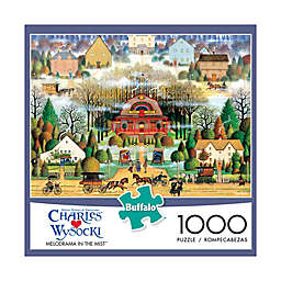 Buffalo Games™ 1000-Piece Charles Wysocki Melodrama in the Mist Puzzle