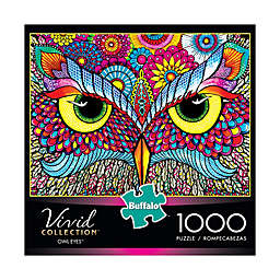 Buffalo Games™ 1000-Piece Vivid Collection Owl Eyes Puzzle