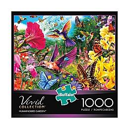 Buffalo Games™ 1000-Piece Vivid Collection Hummingbird Garden Puzzle
